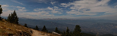 Chief Mountain (BenWestPhotography) Tags: panorama mountains canon rockies colorado trail co dxo 5d canon5d rockymountains tamron frontrange stitched compositeimage chiefmountain tamron2875mmf28 tamronspaf2875mmf28xrdildasphericalif microsoftice opticspro10