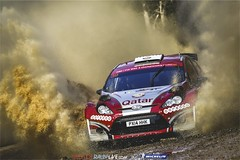 2015 WRC Rally Australia - Day 3 (Michelin Motorsport_Rally) Tags: auto car sport rally australia 15 motor aus rallye motorsport 2015 wrcworldrallychampionship championnatdumondedesrallyes wrcworldchampionship