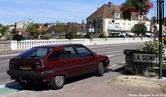 My Citron BX TZD Turbo (1990) (XBXG) Tags: auto old france classic car marie french sainte automobile diesel 10 champagne citron voiture turbo pont frankrijk 1990 ancienne aube bx franaise citronbx tzd pontsaintemarie 18lllj