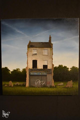 Dislamand - Lee Madgwick (Butterfly Art News) Tags: park mare banksy super galleries lee weston bemusement madgwick dismaland