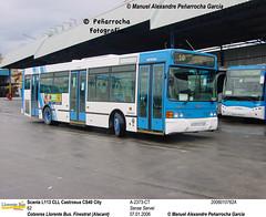 LLORENTE BUS 62. Scania L113 CLL Castrosua CS40 City (MAPENARROCHA) Tags: alicante benidorm scania alacant castrosua llorentebus juanalcaraz scanial113cll castrosuacs40city benidormllorentebus