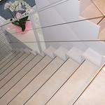 階段滑り止めの写真