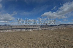 30095415 (wolfgangkaehler) Tags: city asian colorful asia mongolia centralasia mongolian colorfulhouses viewfromhill altaymountains ulgii altaimountains westernmongolia lgii altaymts