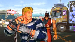 SFTK (SolidSmax) Tags: guy cody streetfighter streetfighterxtekken
