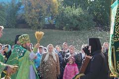 44. The commemoration day of St Sergius of Radonezh in Bogorodichnoe village / Праздник Прп. Сергия Радонежского в Богородичном