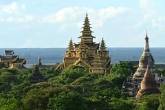Bagan, Myanmar D810 2062 (tango-) Tags: burma myanmar pagan bagan birman birmania
