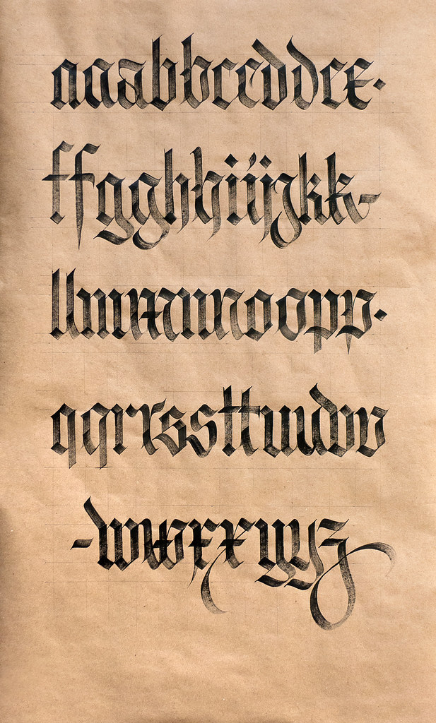 The World 39 S Newest Photos Of Calligraphy And Fraktur