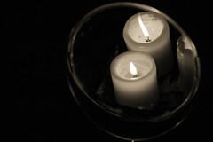 Mirrow lights (klausi1983) Tags: light white black canon fire lightning lowkey mirrow blackandgrey 85er
