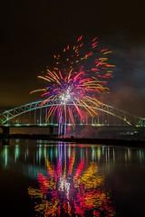 HALTON FIREWORKS-3 (BigAl7) Tags: fireworks halton runcornbridge