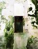 P4100115_v2 (dasistvollkommenirrelevant) Tags: brunnen mauer putz nische