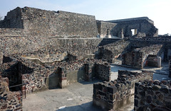 Structures, Teōtīhuacān