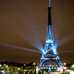 #1heart1tree - Tour Eiffel à #Paris - Eiffel Tower - COP 21 - 100% FUTURE thumbnail