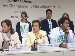 Paris Climate Talks: December 3rd