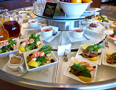 photo - Emirates Biz Class Lounge, SFO (Jassy-50) Tags: sanfrancisco california food photo sfo emiratesairlines sanfranciscoairport airlinelounge businessclasslounge emirateslounge