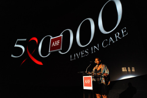 500,000 Clients in Care: Los Angeles