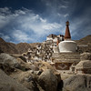 Chemrey's Gompa, Ladakh, India (monsieur I) Tags: world travel india mountain canon landscape monastery canonef2470mmf28lusm ladakh chemreygompa canoneos5dmark3 monsieuri ivandupont