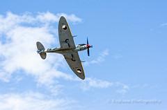 Supermarine Spitfire (Roshine Photography) Tags: aircraft transporation supermarinespitfire comoxairshow