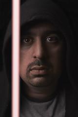 KDW_21-12-15_StarWarsPortraits_002 (KrisWould) Tags: portrait people london art face portraits movie person 50mm starwars nikon unitedkingdom 14 sigma jedi d750 lightsaber sith gbr lightsabre kriswood