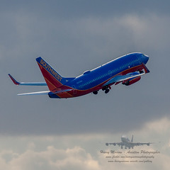 20160104_0155 (HarryMorrowPhotography) Tags: imagescopyrightofharrymorrowtradingasharrymorrowphotography n436wn southwest airlines boeing 7377h4 seen here port columbus oh very wintery day full snow showers jan 2016 imagescopyrightofharrymorrowtradingasharrymorrowphotogr