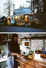 The Tiny Mess Book - Dean & Marie's bus (Maddie Joyce) Tags: tiny home house bus hippy off grid cooking food organic homegrown vw washington pnw pacific northwest book small kickstarter farm wild