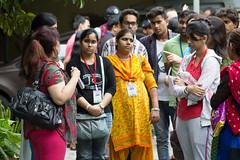Nagar Trust office visit