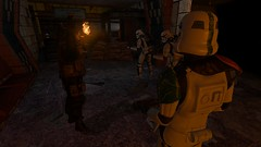 Rebels will be executed! Hail the Emperor! For the Galactic Empire! (TK-PhiLL) Tags: sith stormtrooper 501st galaktischesimperium gmod starwars galacticempire execution battlefront death imperium sturmtruppen deathtroopers empire sturmtruppler rebells trooper