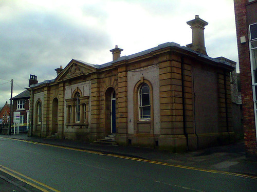County Court building, Holywell.