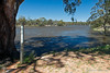 Murray River, Robinvale, Victoria. (andrew52010) Tags: robinvale rivermurray bumbangisland victoria newsouthwales thecut murrayriver holiday nsw