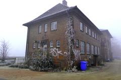 ehemalige Bank am Hafen (perspective-OL) Tags: oldenburg niedersachsen lower saxony universitätsstadt kohltourhauptstadt übermorgenstadt 2016 herbst fall automn