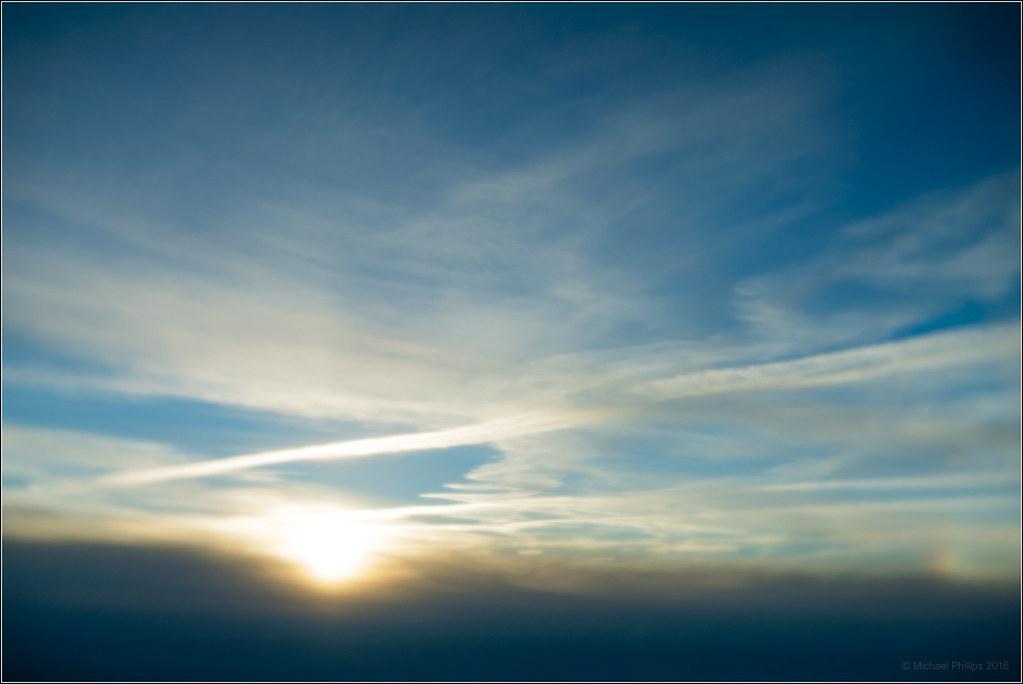 Velvet Sunrise (mikeyp2000) Tags: rays bokeh sunrise soft sunrays ...