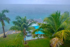 20170101 021 Cozumel Blue Angel Rain Squall (scottdm) Tags: 2017 blueangelresort cozumel january mexico northamerica quintanaroo rain squall storm travel winter sanmigueldecozumel mx