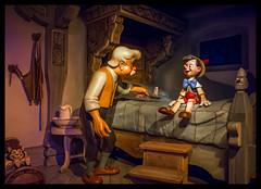 Pinocchio's Daring Journey at Disneyland (Michael Besant) Tags: pinocchiosdaringjourney disneyland california darkride