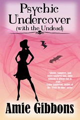 psychic undercover (cedarlila) Tags: sweet paranormal romance mystery coverlayout