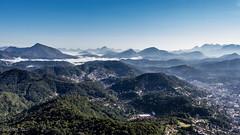 Some of the many, many mountains over here (shooterb9) Tags: teresopolis rj riodejaneiro mountains over montanhas fog neblina manhã mourning outdoor trekking brasil brazil brasilemimagens