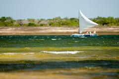 lagoa do paraíso (Andre Praxedes) Tags: lagoa paraíso paradise water summertime boat jangada sky landscape ceará brasil brazil