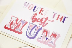 You're the best Mum Mother's day handmade greeting card-10 (roisin.grace) Tags: greetingcards greetingcard handmade handpainted handmadecards handpaintedcards happymothersday mothersday mothersdaycard lovecards lovecard