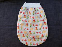 Strampel-/Pucksack 2 (sefuer) Tags: kleid shirt hose pucksack wickeldecke tunika frühchen frühgeborene