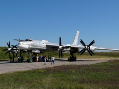 "Tupolev Tu-95MS Bear 1 • <a style=""font-size:0.8em;"" href=""http://www.flickr.com/photos/81723459@N04/32872190642/"" target=""_blank"">View on Flickr</a>"