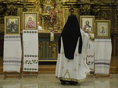 Octavario por la Unidad de los cristianos _ 88 (Iglesia en Valladolid) Tags: parroquiaortodoxadesanjoaquínysantaana capilladelacongregación archimandritademetrio icono iconos