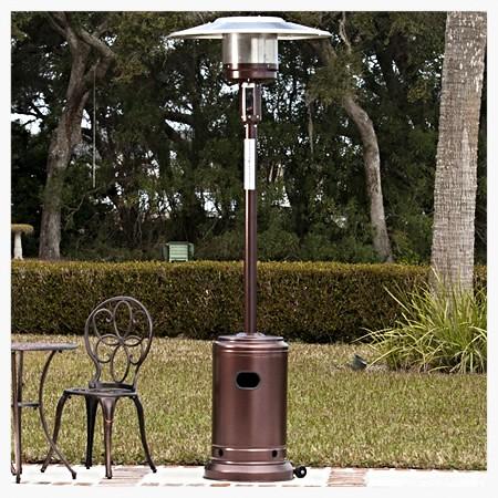 FireSense Bronze Heater