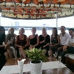 Bootsfahrt auf dem Saigon Fluss