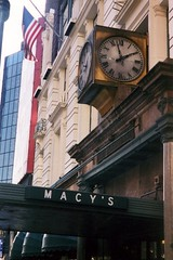 NYC: Herald Square - R.H. Macy & Company Store by wallyg, on Flickr
