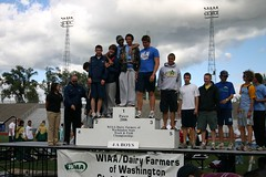2nd Place Boys Team (Tides Track & Field) Tags: 2006 brianmcgee markdavis charliewilliams michaelhughes leviknudson nicklackman milesunterreiner briceleahy shanepolly