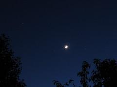 Evening sky - by jpstanley