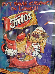 HOME OF THE FRITO PIE