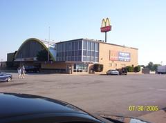 World's Largest McDonalds (coderjones) Tags: 2005 vacation oklahoma october mcdonalds 102005 vinita