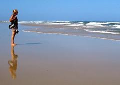 Beach of Fraser Island (Uhlenhorst - Sorry, need a longer break!) Tags: 2005 travel landscapes reisen australia australien fraserisland landschaften