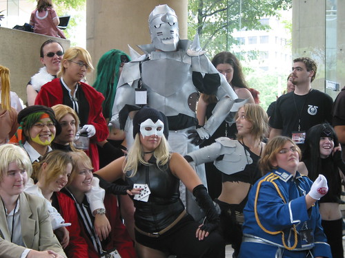 full metal alchemist cosplay similitude