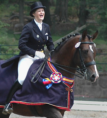 2006 Brentina Cup (Rock and Racehorses) Tags: horses nj gladstone dressage usef