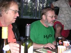 Ora ja Tuomo (Tuija Koo) Tags: uutela 20062006